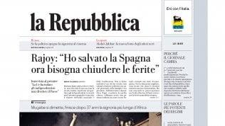 In edicola la nuova Repubblica.Perché il giornale cambia · videodi MARIO CALABRESI· Scopri Rep: la nostra nuova app.E Repubblica.it resta gratuita