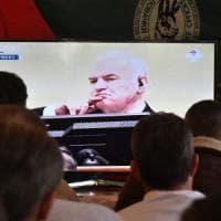 Radko Mladic condannato all'ergastolo per il genocidio di Srebrenica