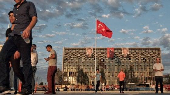 Adesso a Istanbul Erdogan fa piazza pulita