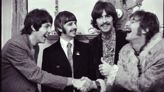 In mostra Beatles & Co. Che acidi, quei ribelli