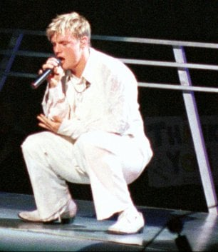 Nick Carter dei Backstreet Boys, accusato di stupro