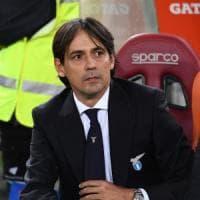 Lazio, Inzaghi: ''Basta pensare al derby, voglio una reazione da grande