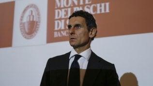 Mps, il Tesoro conferma l'ad Morelli e il presidente Falciai nel prossimo consiglio