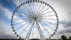 Parigi, sarà l'ultimo Nataleper la Ruota della Concorde. Hidalgo la manda in pensione