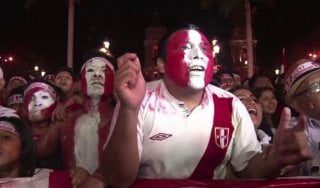 Mondiali, Perù a rischio esclusione: e i bookmakers quotano a 50 ripescaggio Italia