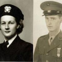 Usa, la storia d'amore di Isabell e Preble Staver: 75 anni per mano dalla guerra alla...