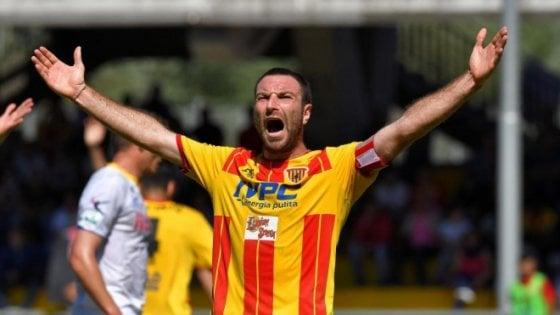 Benevento, prolungata la sospensione per doping di Lucioni