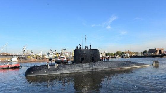 """Sottomarino disperso, """"l'anomalia acustica"""" è stata un'esplosione"""