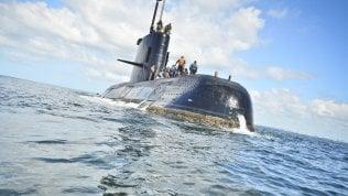 """Sottomarino disperso, """"anomalia acustica"""" poco dopo l'ultimo contatto"""