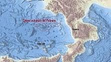 Scoperti nel Tirreno  sette vulcani sommersi