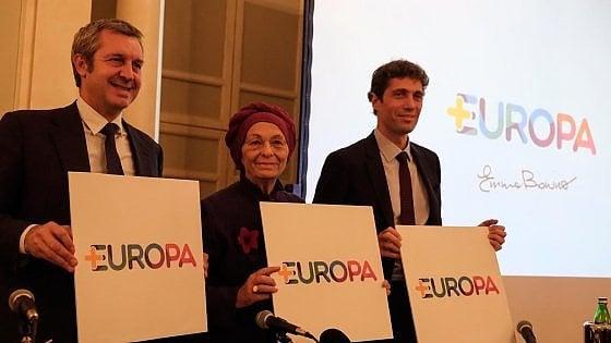 Radicali italiani, ecco la lista europeista di Bonino e Della Vedova