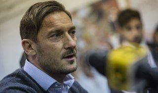 """Roma, Totti: """"Qualificazione aperta, dipende da noi"""""""