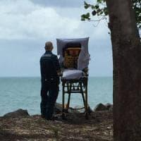 Australia, vuole vedere il mare prima di morire. E l'ospedale realizza il