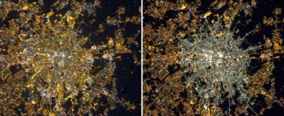 Addio cielo stellato, notti sempre meno buie: aumenta l'inquinamento luminoso