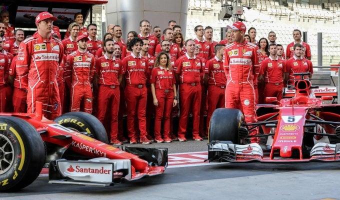 """F1, Abu Dhabi; Vettel volta pagina: """"Imparato da questa stagione e carichi per il 2018"""""""