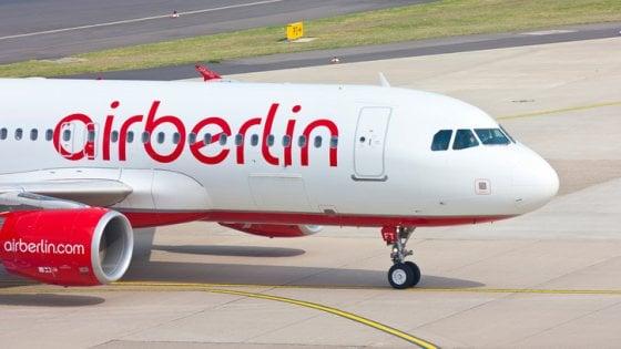 Fallimento Air Berlin, dalla compagnia nuove istruzioni per i creditori