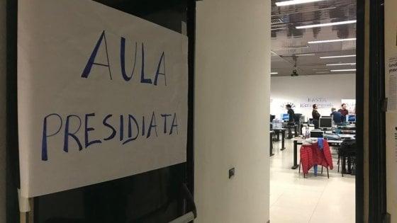 Cnr, dipendenti precari occupano la sede centrale a Roma