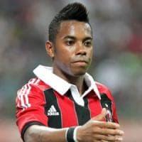Violenze sessuali, condannato a nove anni l'ex calciatore del Milan Robinho