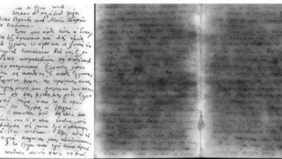 """Decifrate le lettere di un deportato ad Auschwitz: """"Portavo gli altri a morire dicendo loro la verità"""""""