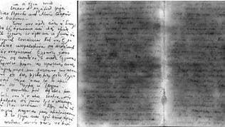 """Decifrate solo ora le lettere di un deportato ad Auschwitz: """"Costretto a portare i prigionieri a morire, dicevo loro la verità"""""""