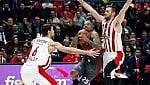 L'Olympiacos beffa Milano, decisivo l'ex McLean