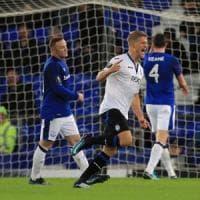 Everton-Atalanta 1-5: show a Goodison Park, bergamaschi qualificati