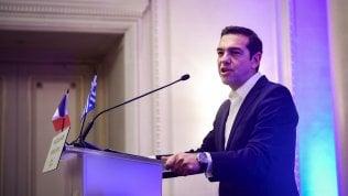 """Tsipras, la lezione greca: """"L'Europa pensi ai giovani"""""""