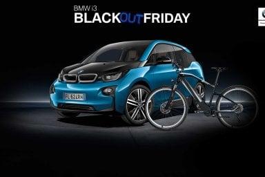 """""""Black Friday"""", Bmw in corsa con l'elettrica"""