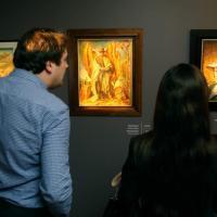 Vilnius, il museo di Samuel Bak, artista prodigio sopravvissuto all'Olocausto