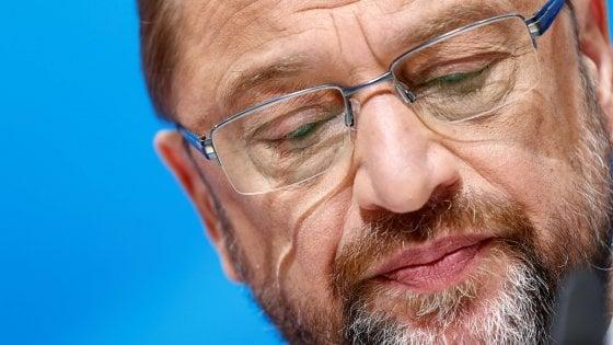 Germania, Spd apre a Grande coalizione con Angela Merkel