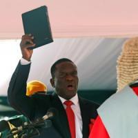 Zimbabwe, Mnangagwa è il nuovo presidente