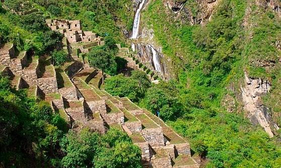 Una strada e un cable car sveleranno la sorella sacra di Machu Picchu