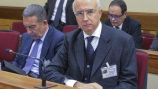 Commissione Banche, il direttore del Tesoro contestato dai commissari