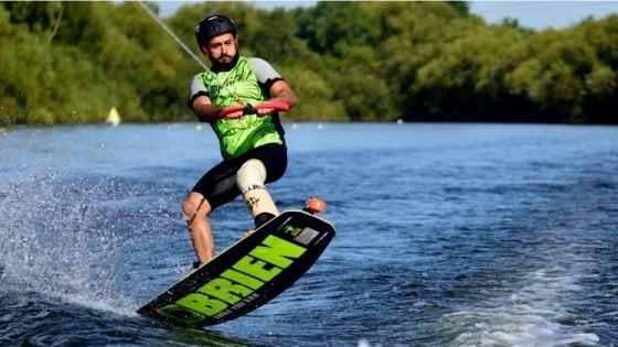 Il cuore oltre le onde: 4 italiani ai Mondiali di surf per disabili
