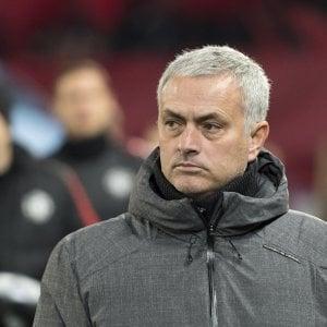 """United, Mourinho replica a Cantona: """"Ma quale muro, siamo i più spregiudicati"""""""