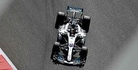 Hamilton è il più veloce Poi Vettel, 4° Raikkonen