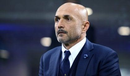 """Spalletti: """"No gap con le big Icardi-Real? Dormo tranquillo"""""""