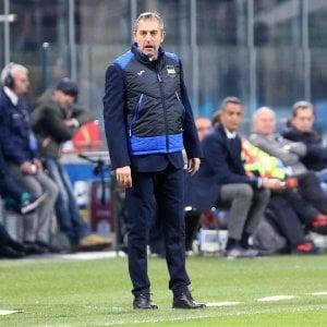 """Sampdoria, Giampaolo: """"Primo trimestre a pieni voti, ma gli esami continuano"""""""