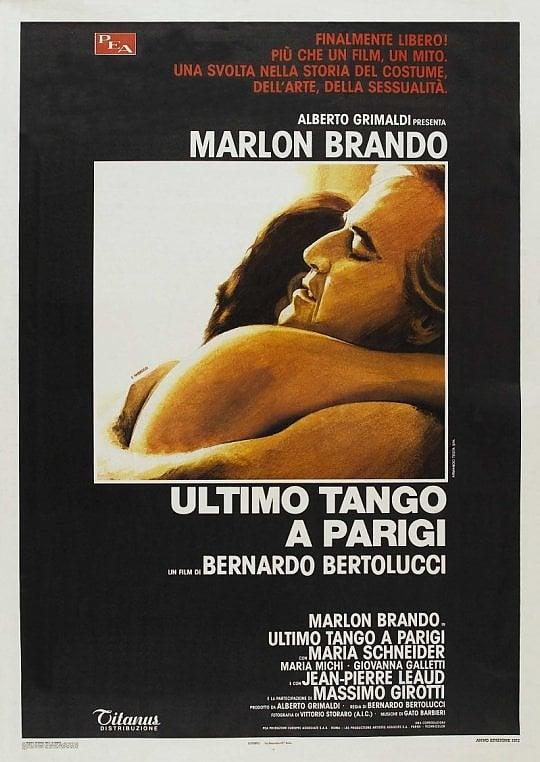 Risultati immagini per ultimo tango a parigi versione restaurata
