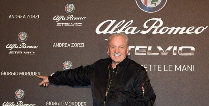 """Alfa Romeo Stelvio e Giorgio Moroder, un successo per la terza tappa del progetto """"A chi ci mette le mani"""""""
