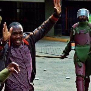 Africa, sono tutte concentrate in quel continente le peggiori polizie del mondo
