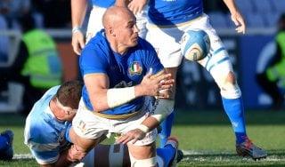Rugby, Parisse cerca il bis contro il Sudafrica: ''Ma sarà un'altra squadra''
