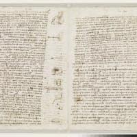 Torna in Italia il Codex Leicester di Leonardo