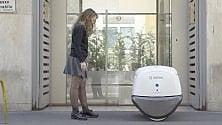 Yape, il postino robot made in Italy entra in servizio a Cremona