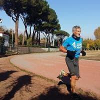 Mimmo Caso dal football al running: