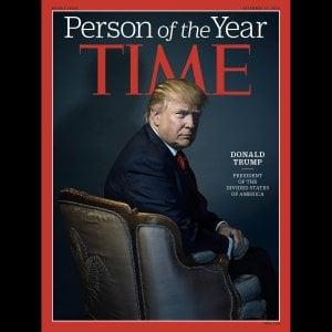 """Trump 'rifiuta' la seconda copertina come Uomo dell'anno. Ma Time smentisce: """"Non è andata proprio così"""""""