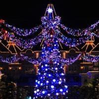A Disneyland è già Natale e