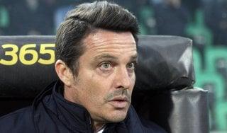 Udinese, la prima di Oddo: ''Alla squadra ho chiesto coraggio''