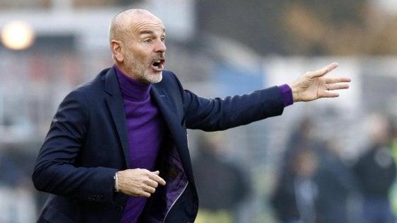 Fiorentina, Mutu ei consigli a Pioli per battere la Lazio