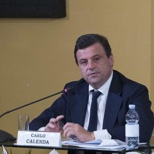Il ministro Carlo Calenda